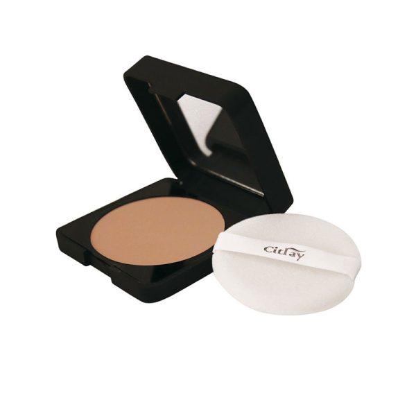پنکک آیینه دار سیترای مدل Soft شماره 208 Citray Compact Powder Soft No 208