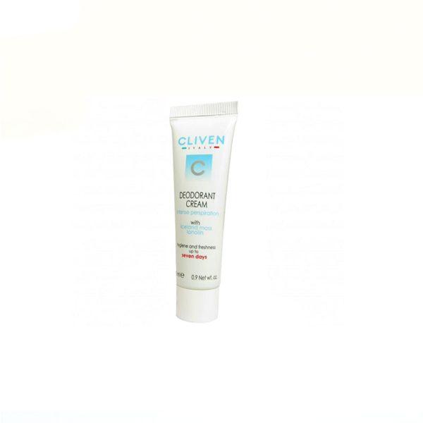 کرم دئودورانت کلیون مدل Deodorant Cream 7 Days حجم 25 میلی لیتر