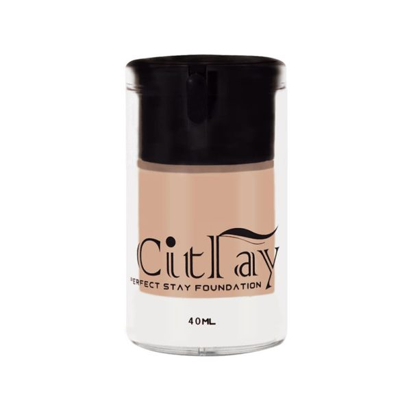 کرم پودر سیترای مدل Perfect Stay Foundation حجم 40 میل شماره 111 Citray Perfect Stay Foundation 40 ml No 111