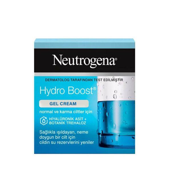 ژل کرم آبرسان نوتروژینا Neutrogena Hydro Boost Gel Cream Moisturizer Cream