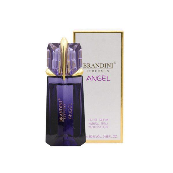 عطر جیبی زنانه برندینی Brandini مدل Angel حجم 25 میلی لیتر